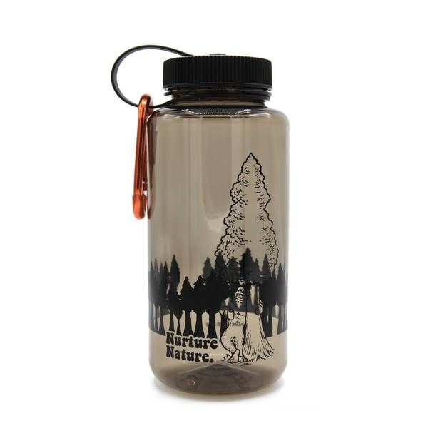 Nurture Nature Bigfoot Water Bottle Water Bottle Bottle Water