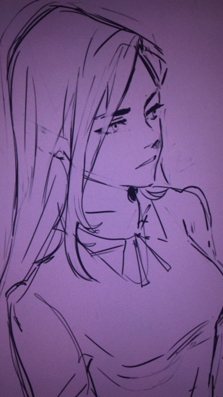 Julshii Male Sketch Sketches Humanoid Sketch
