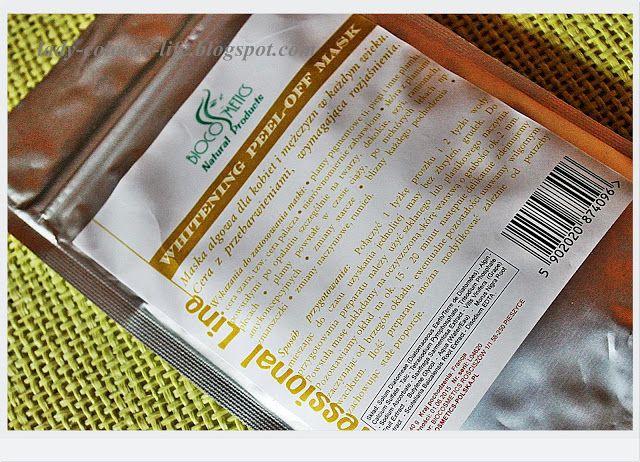 Lady Colours Life: Biocosmetics Professional Line - dla cery z przeba...