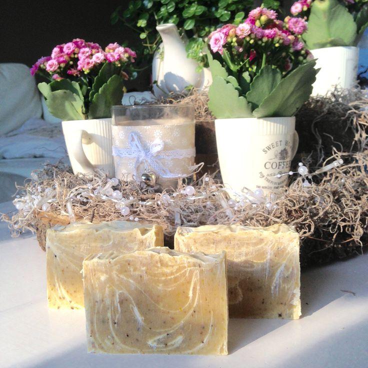 Rocha zeep Calendula met geitenmelk zeep