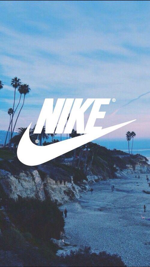 fond, plage, logo, amour, Nike, tapisserie, First Set on Famin.com