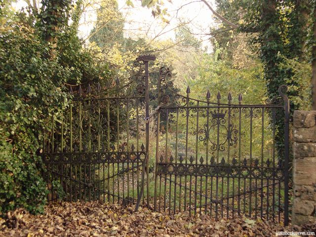 183 best images about gates on pinterest - Countryside dream gardens ...