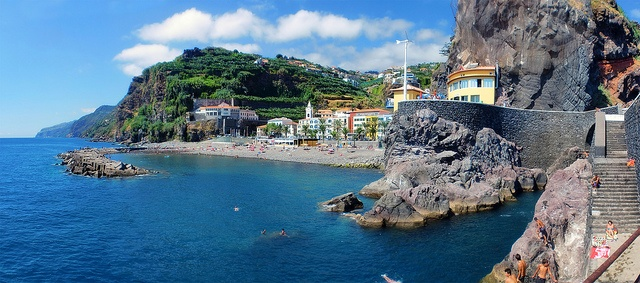 Ponta do Sol - Panorama  by konceptsketcher, via Flickr Madeira, Portugal
