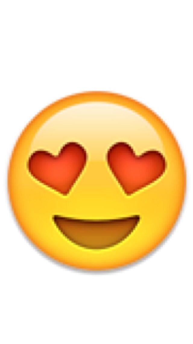 In love emoji   Emojis de whatsapp nuevos, Imágenes de