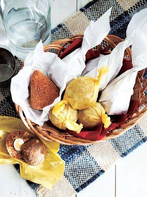 【ELLE a table】ライスコロッケBENTOレシピ|エル・オンライン