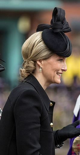 Countess of Wessex, March 26, 2015 in Jane Taylor | Royal Hats