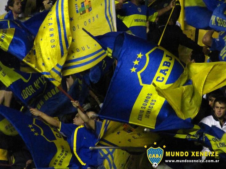 La 12 Boca vs Unión 3 marzo 2013