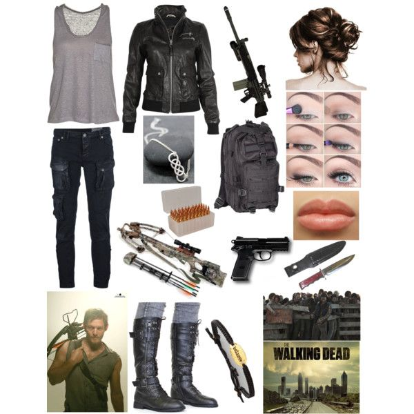 dead polyvore | fashion look from June 2013 featuring Mackage jackets, CYCLE pants ...