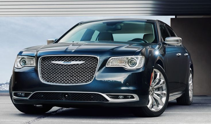 #Chrysler 300 Celebrates 60 Years By Saluting Their Drivers