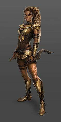 Maya from Killer Instinct