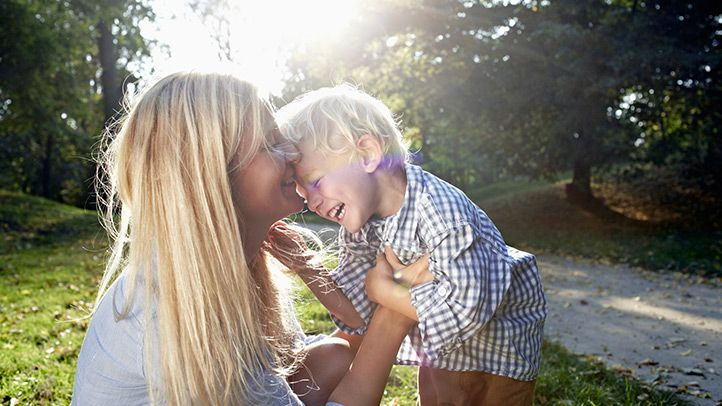 Follow these five tips to soothe the irritation, itchiness, and redness associated with eczema in children.