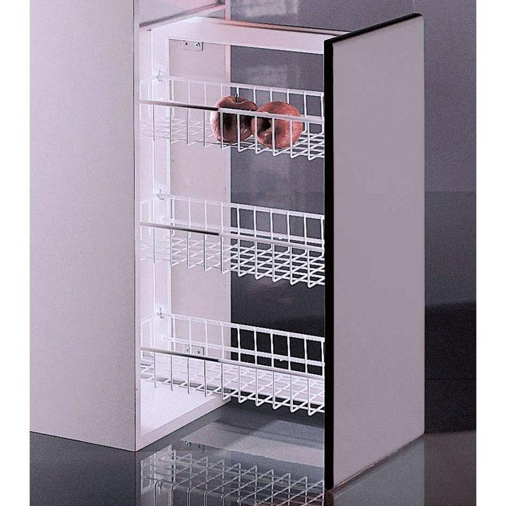 1000 ideas sobre puertas de despensa en pinterest for Ordenar armarios cocina