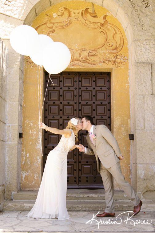 Wedding Balloons Photos Ideas Santa Barbara Courthouse Weddings Photo By Kristin Renee