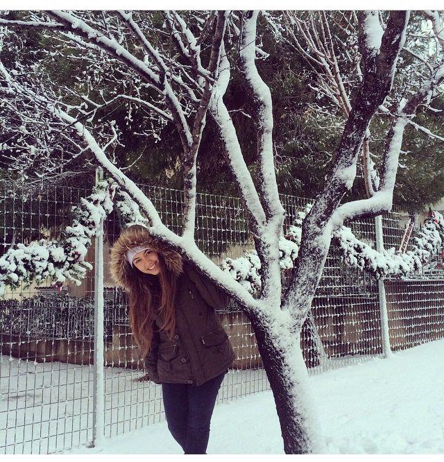 Fans LOVE snow! #BSB_fans #love_fans #fans #love #winter #cold #outerwear #BSB_jackets #happy #fun