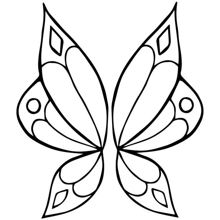 Wings Temporary Tattoos #693