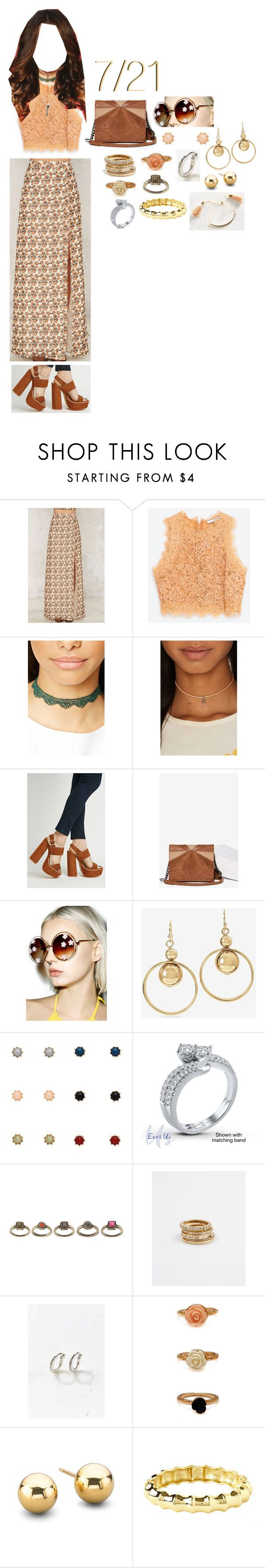 """""""7.21.16"""" by gfc-account ❤ liked on Polyvore featuring Nightwalker, Forever 21, Frasier Sterling, Sam Edelman, Gasoline Glamour, White House Black Market, ASOS, Ann Taylor, Adina Reyter and Lilly Pulitzer"""