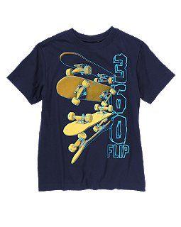 360 Flip Skateboard Tee