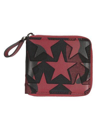 VALENTINO Valentino Garavani Zip-Around Wallet. #valentino #wallets