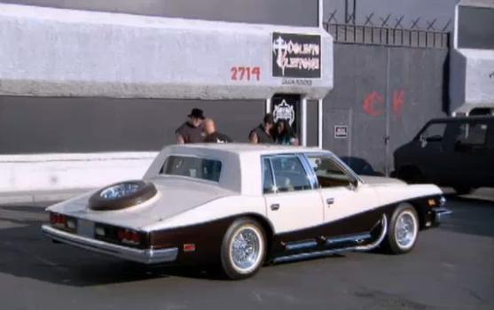 Counts Car Show Episode