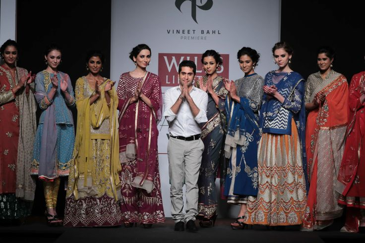 And a stunning collection by Vineet Bahl!