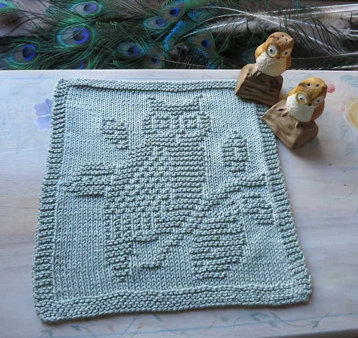 Knitting Animals From Squares : Best images about dishcloth patterns animals birds