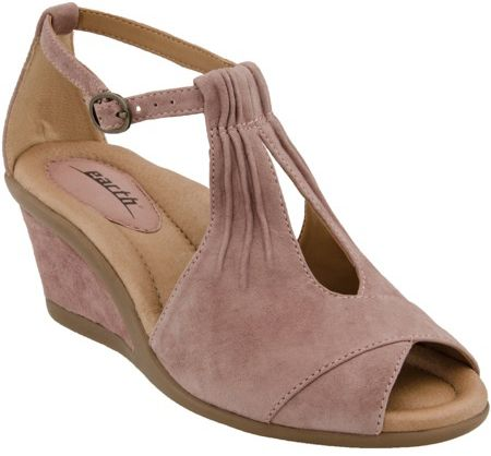Earth Shoes: Caper | Women's Comfort Wedge | Earth Brands Shoes
