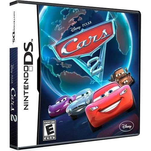 Game Carros 2 – Nintendo DS - http://batecabeca.com.br/game-carros-2-nintendo-ds.html