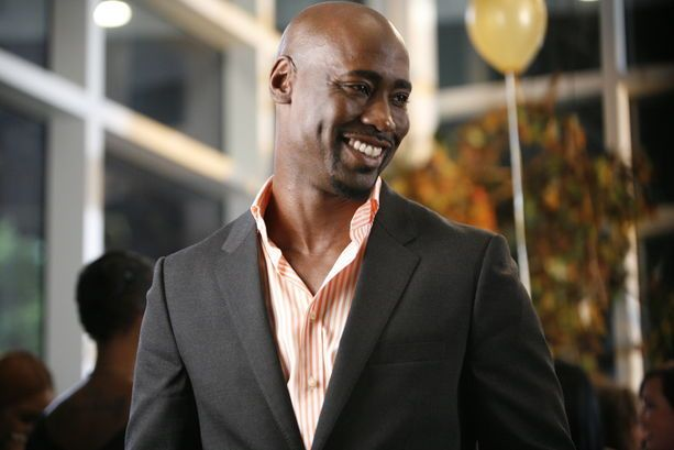 A Woodside Story | LSherie chats with 'Single Ladies' star, D.B. Woodside about his career, family, relationships and future goals... TheLSherieAlert.com