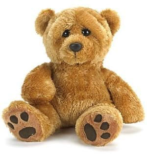 Become a stuffed animal's best friend.