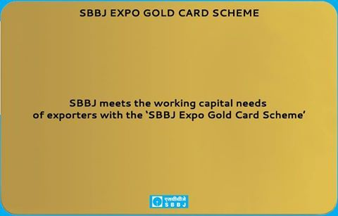 SBBJ Expo Gold Card Scheme SBBJ meets the working capital needs of exporters with good track record and credit worthiness, subject to their fulfilling the specified eligibility norms, with the SBBJ Expo Gold Card Scheme.  Check - https://www.sbbjbank.com/We-offer/international-banking1.htm#EXPO_GOLD   #Exportersscheme #SBBJJaipur #Onlinebanking #Bankingservice