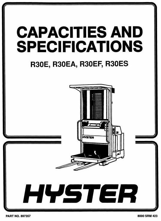 17 best images about hyster instructions  manuals on pinterest