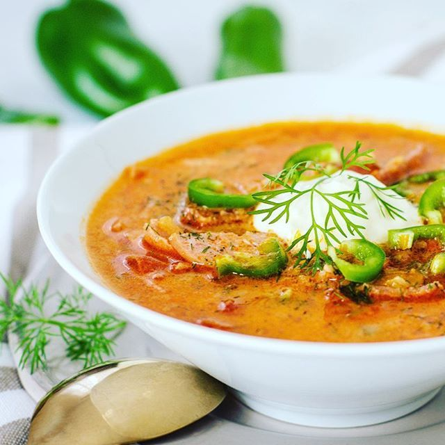 Zum Tag der Deutschen Einheit gibt's bei uns in Bayern Soljanka. Sooo lecker  #tagderdeutscheneinheit #soljanka #suppe #soup #foodpic #tasty #delicious #eating #foodpic #foodgasmde #foodshare #instafood #hautecuisines #hungry #htfla #huffpostetaste #foodblogger #foodoftheday #instagood #instafood  #thefeedfeed #ichliebefoodblogs #foodblogfeed #foodshare #amazingfood #bonappetitblog #rezeptebuchcom #foodnetwork @hautescuisines @thefeedfeed @foodblogfeed @rezeptebuchcom @ich.liebe.foodblogs