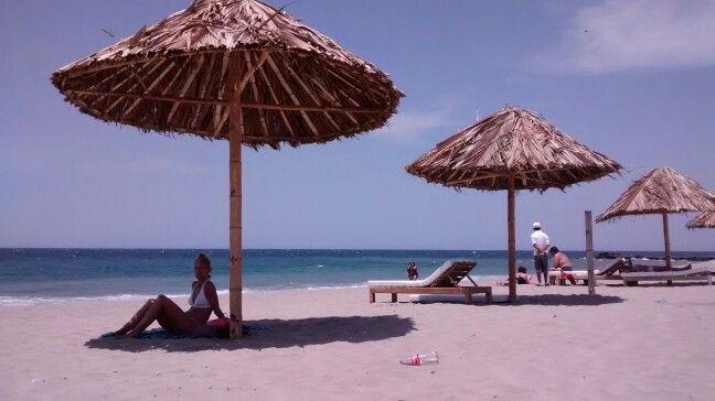 Playa Vichayito Mancora, Perú