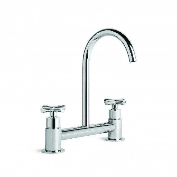 Kitchen Set with swivel spout - Brodware