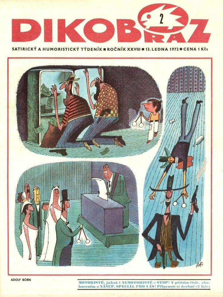 Časopis Dikobraz
