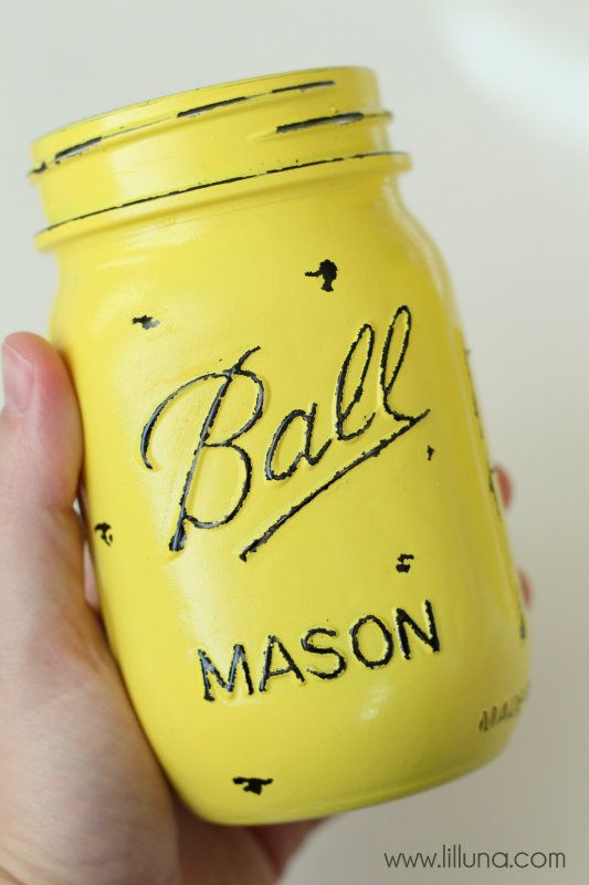 Ball Jar. Are u kidding me? I love this technique. Can't wait to try it.