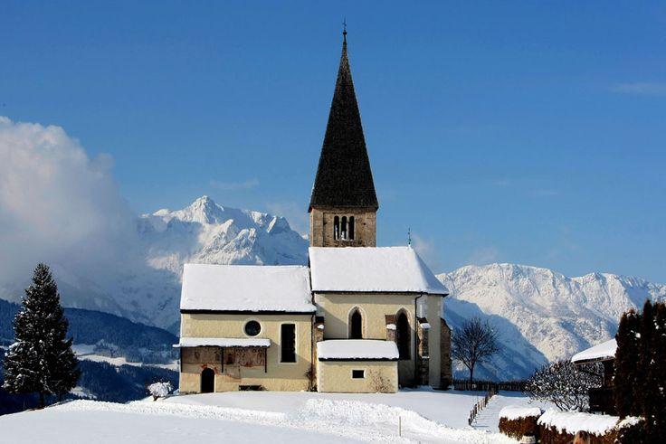 Bischofshofen-Winkl, Kirche Hl. Primus und Felizian (Buchberg, St. Johann im Pongau) Salzburg AUT