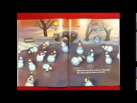 la vie secrete des bonhommes de neige - YouTube