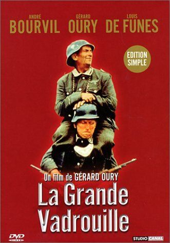Louis De Funes & André Bourvil = lachen lachen lachen, via Nath@lie