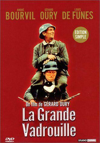 Louis De Funes & André Bourvil = lachen lachen lachen