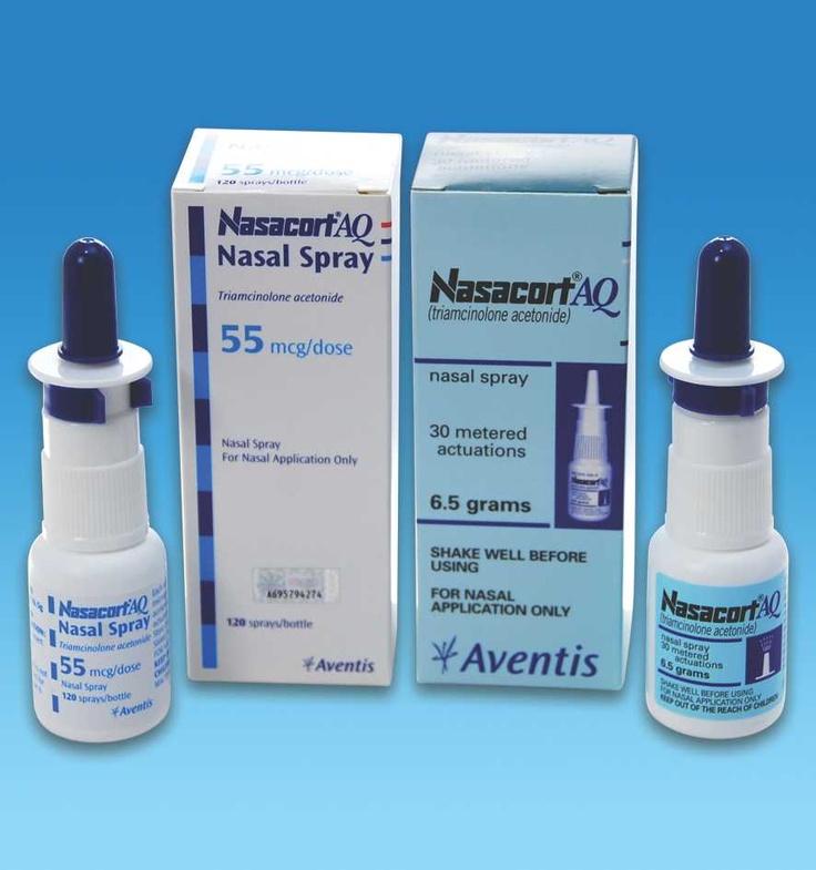 Nasacort AQ (Triamcinolone Acetonide)