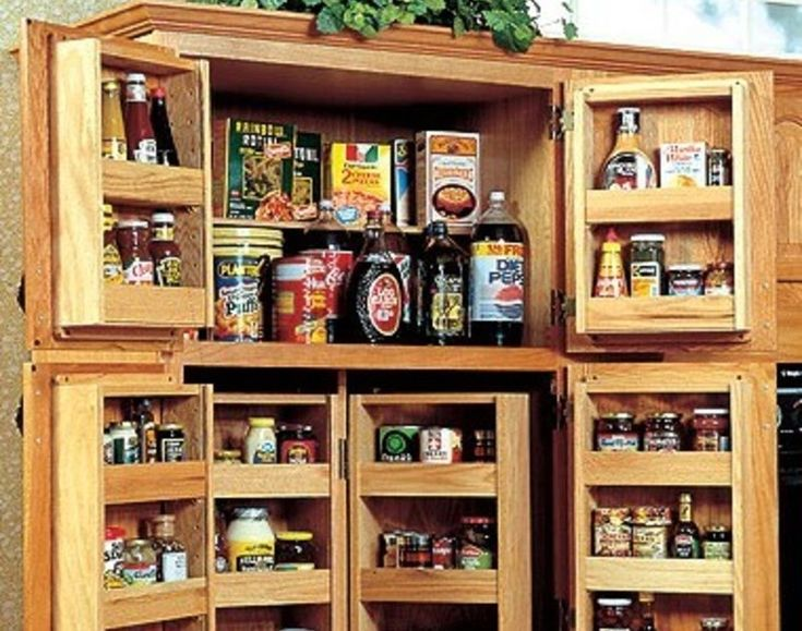 How to Organize Your Kitchen Pantry First Class Cleaning ...