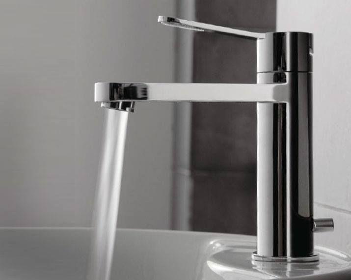 #Design originale di Fabrizio Batoni per Rubinetterie Zazzeri. Elementi eleganti e raffinati per l'#arredo del tuo #bagno - www.gasparinionline.it #rubinetteria #casa #interiors
