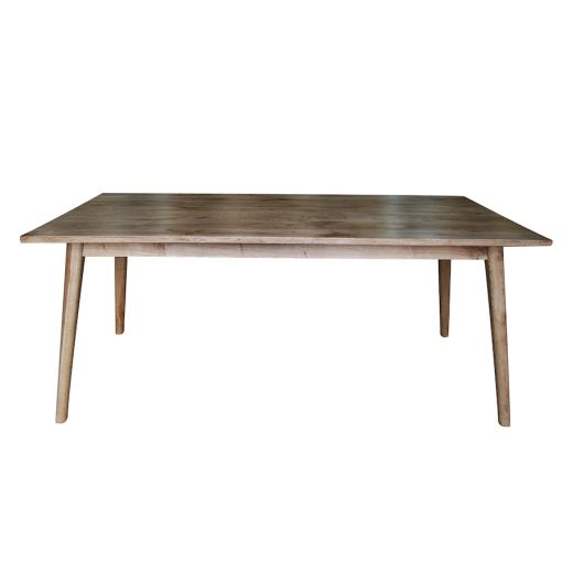 Vaasa Oak Dining Table - Great value at $1350 matching benches also available