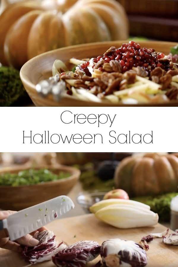 Fall Harvest Salad Recipe Salad Recipes Pinterest Salad