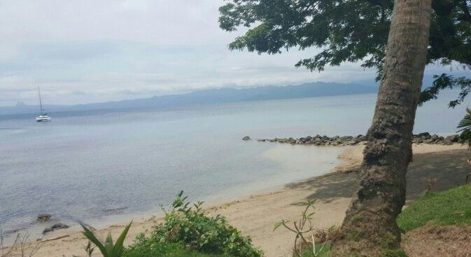 Beach view point savusavu