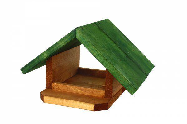 Karmnik dla ptaków drewniany K-11 cena 22 zł