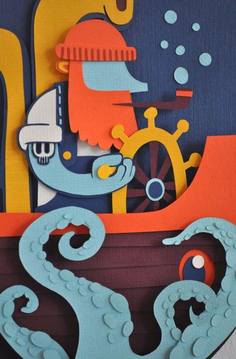 PaperCut piece (2013) www.janwerkt.be