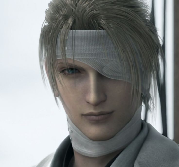 Rufus Shinra - The Final Fantasy Wiki has more Final Fantasy information than Cid could research