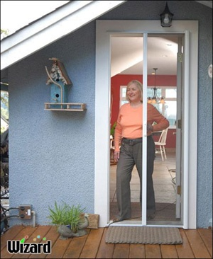 25 best ideas about retractable screens on pinterest for Hideaway retractable screens